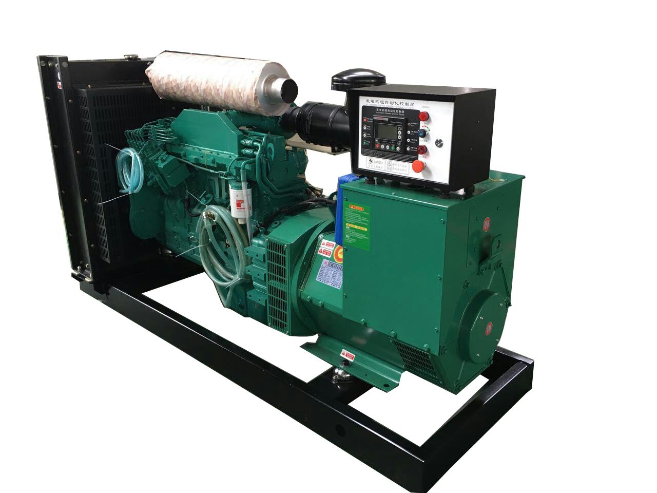 150KW柴油發電機組