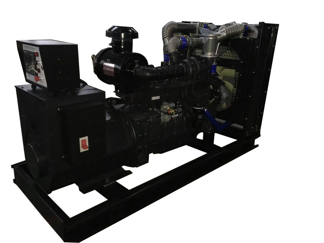 250KW柴油發電機組