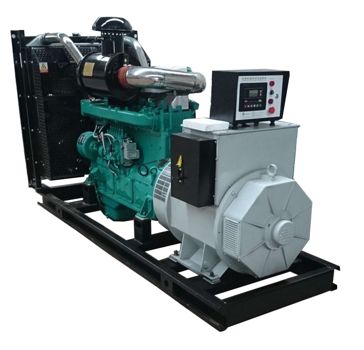 400KW柴油發電機組