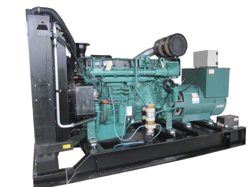 500KW柴油發電機組