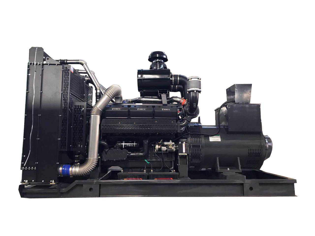 550KW柴油發電機組