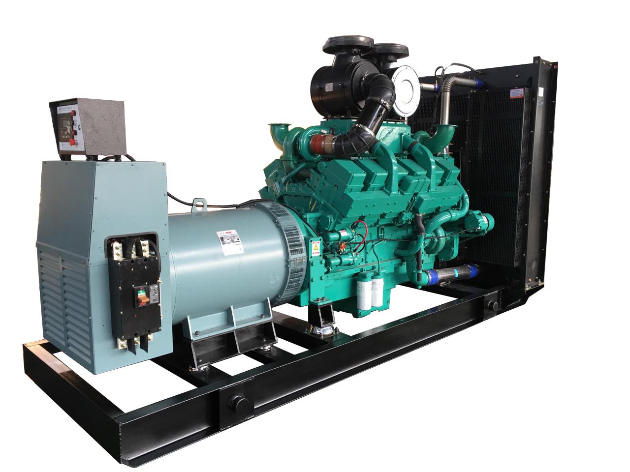 600KW柴油發電機組