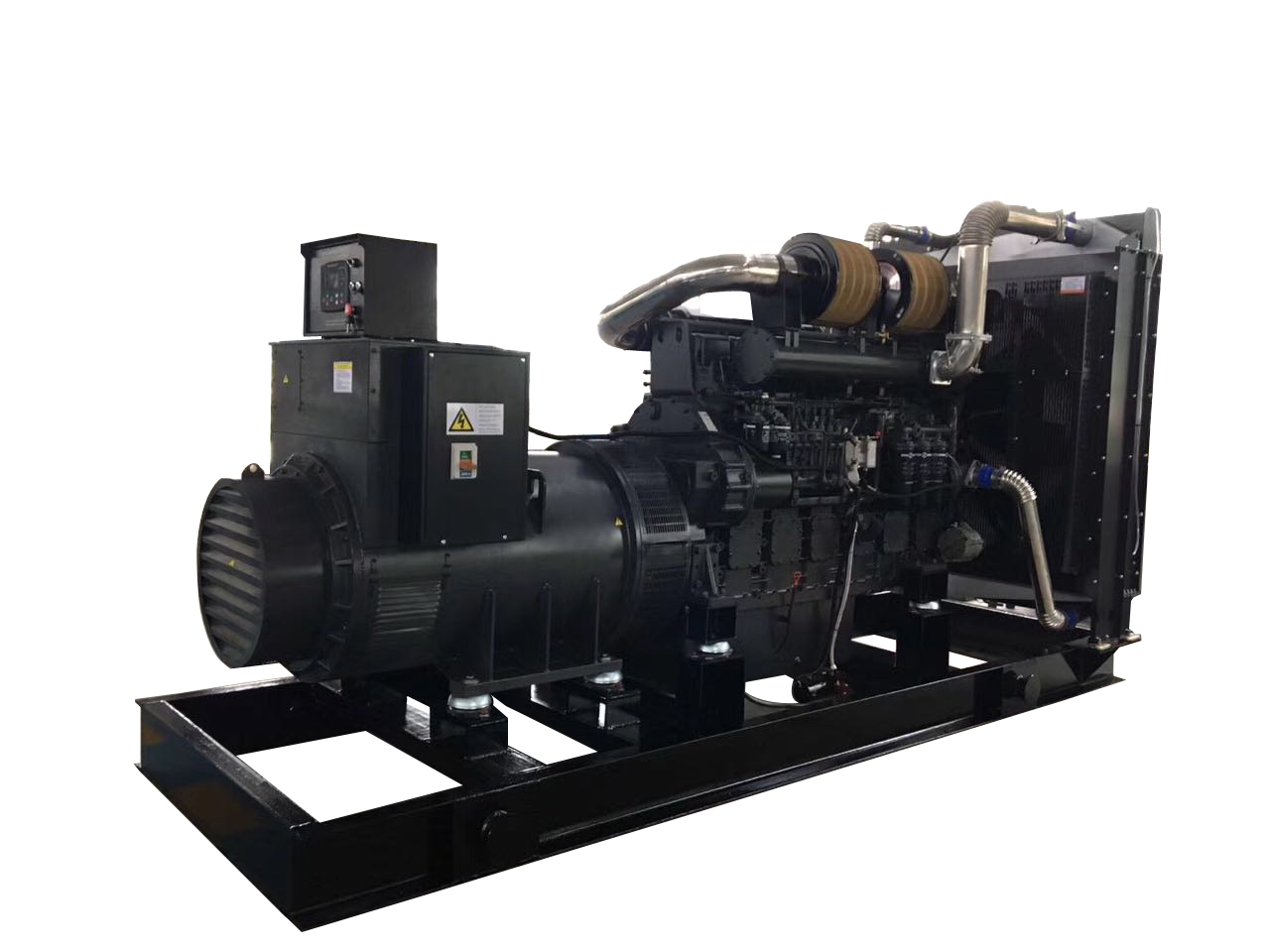 800KW柴油發電機組