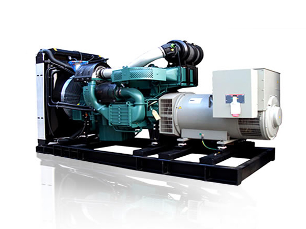 350KW柴油發電機組